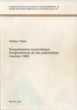 Tutkimus 1985